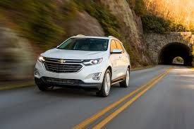 2018 chevrolet equinox chevy safety review and crash test