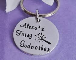 godmother keychain godmother keyring etsy