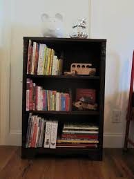 Bookcase With Books How To Refinish A Bookshelf