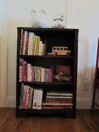 how to refinish a bookshelf