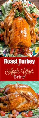 and flavor turkey brine roast turkey with apple cider brine flavor mosaic