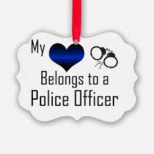 officer ornament cafepress