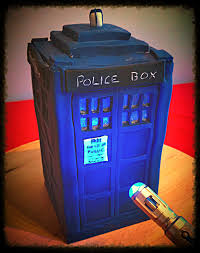 doctor who tardis cake making of video please see link https m
