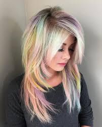 rainbow color hair ideas best rainbow hairstyle ideas