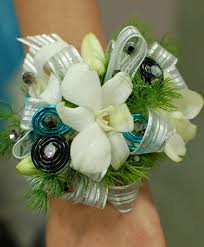 white corsages for prom white orchid prom corsage prom flowers flower shop network