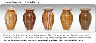 cremation urns tiger eye keepsake cremation urn engravable