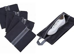 travel shoe bags images Waterproof travel shoe bags will keep your shoes new and protected jpg