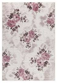 Pink Floral Rugs 8259 Pink Floral Area Rugs Transitional Area Rugs
