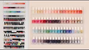 diy nail polish organizer room inspiration youtube