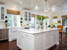 rattan kitchen window valances plus white kitchen island design
