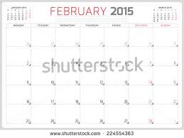 february calendar stock images royalty free images u0026 vectors
