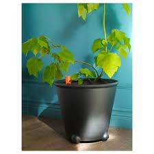 ikea ps fejö self watering plant pot white ikea