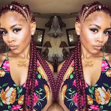 cornrow hair to buy different colour 31 stylish ways to rock cornrows stayglam