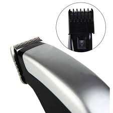 2017 professional electric hair clipper rechargeable hair trimmer
