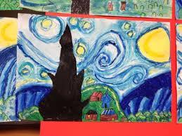 Starry Night Nuit Etoilee Very - 123 best starry night images on pinterest starry nights painted
