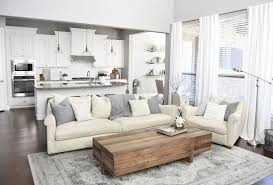 farmhouse livingroom beautiful homes of instagram home bunch interior design ideas
