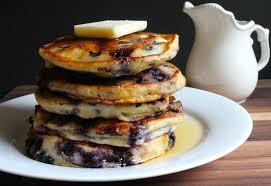 blueberry buttermilk pancakes pasadenadaisy