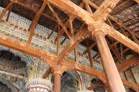 file amazing traditional wood construction in thanjavur palace