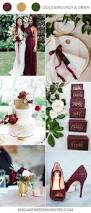 Halloween Wedding Cake Toppers Top 10 Wedding Color Combination Ideas For 2017 Trends
