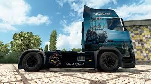 2015 volvo truck pearl skin for volvo truck for euro truck simulator 2