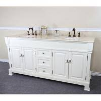 72 In Bathroom Vanity by Shop Bathroom Vanities 61 To 72 Inches Wide With Free Shipping