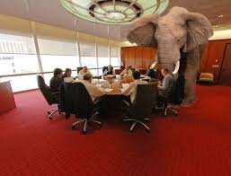to talks three steps to discuss the elephant in the