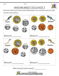 free worksheet mathematics year 3 money my free printable