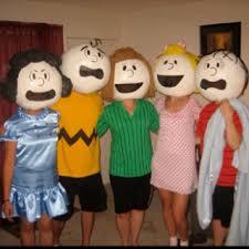 Charlie Brown Halloween Costumes Peanuts Halloween Costume Woodstock Schroeder Linus Sally