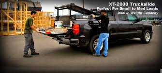 Slide Out Truck Bed Tool Boxes Xt 2000 Truckslide Highway Products Inc