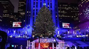 New Christmas Lights by Rockefeller Center Christmas Tree Lighting What To Know Am New York