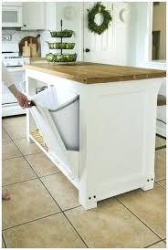 kitchen island trash trash can 22 kitchen islands that must be part of your