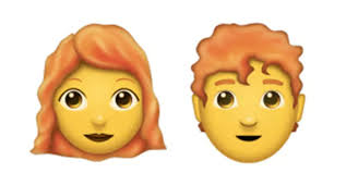 cocktail emoji redheaded emojis are coming to smartphones in 2018 simplemost