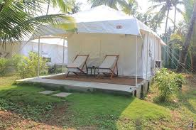 air conditioned tents ac tents goa