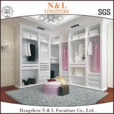 placard moderne chambre chambre à coucher de contreplaqué en bois blanc moderne cabinet