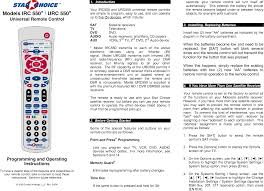 urc550 universal remote control user manual users manual contec llc