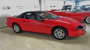 1993 chevrolet camaro z28 z28 stock 125081 for sale near