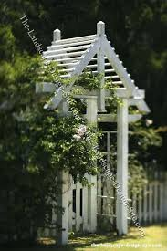 wooden garden arch home design ideas and pictures