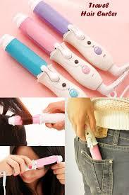 Catok Yang Kecil jual travel hair curler mini curler catok mini pesona grosir