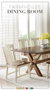 a farmhouse style sets the tone for the twin lakes dining room