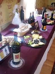 wine themed bridal shower wine and cheese bridal shower carrots n cake