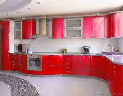 New Kitchen Designs Pictures 165 Best Red Kitchens Images On Pinterest Kitchen Modern