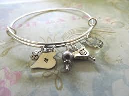 make silver bracelet images Make it yourself adjustable bangle bracelet project rings and things jpg