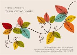 8 best thanksgiving invites images on invitation