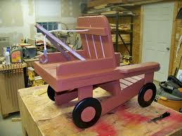 Homemade Adirondack Chair Plans Build A Diy Adirondack Chair For Kids With A Tow Mater Design