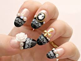 nail art trendy nail polish design ideas tips beautiful nail art