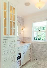 Linen Tower Cabinets Bathroom - bathroom vanity with tower cabinet bathroom vanity tower tsc