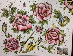 mandala mark parrish tattoo