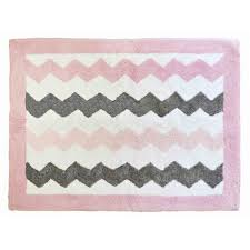 Pink Rug For Nursery My Baby Sam Chevron Mobile Aqua Gray Walmart Com