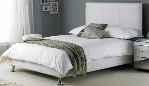 Leather Bed Headboards White Bed Headboards U2013 Clandestin Info