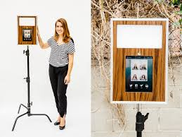 photo booth rental nyc mini gif booth
